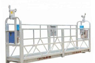 10m 800kg Suspended Stilladsystemer Aluminiumlegering med løftehøjde 300 m