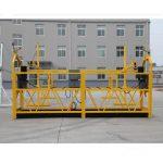 høj kvalitet og hot zlp630 zlp800 power work platform zlp 630 ophængt platform