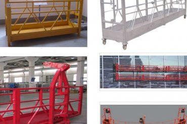 800 kg maleret / varmgalvaniseret / aluminiumlegeringsophænget udstyr zlp800