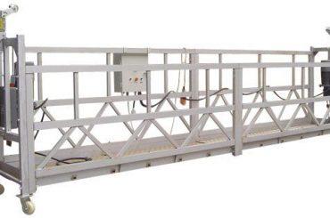 630 kg elektrisk affjedret adgangsudstyr zlp630 med hejse ltd6.3