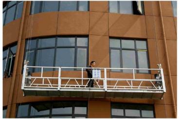 zlp630 vinduesrengøringshængt platform