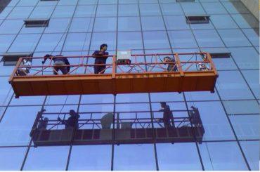stærk konstruktionstovsophæng med 30kn sikkerhedslås zlp1000 2.2kw 2.5m * 3
