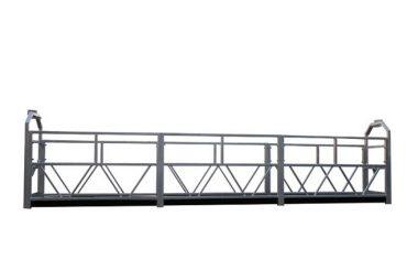 2 x 1,8 kw suspenderet stillads enkeltfaset ophængt platform vugge zlp800