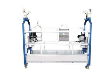 l rørophængt arbejdsplatform zlp serie med centrifugal sikkerhedslås