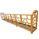 rebophæng hængende adgang platform, zlp630 byggelift gondol maskine