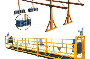 ophængte adgangsplatforme, arbejdsplatform ce scp350 / 23s