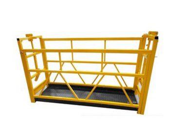 vinduespudsning-suspenderes-platform-for-building-rengøring
