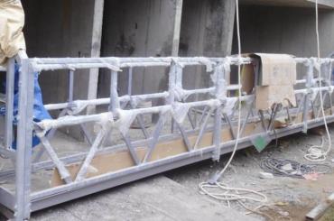 høj sikkerhedslængde ophængt platform løftehøjde 300m til maleri